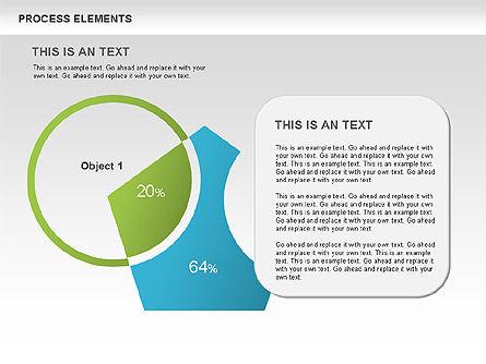 Process Sets Diagrams, Slide 4, 00466, Business Models — PoweredTemplate.com