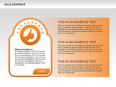 Text Boxes Collection, 00470, Text Boxes — PoweredTemplate.com