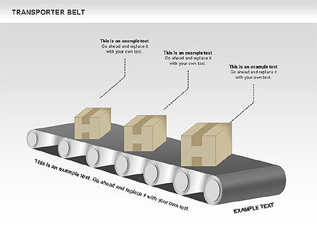 Process Diagrams: Transporter Belt #00476