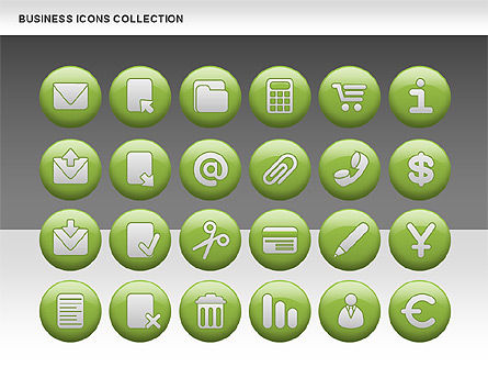 Business Icons Slide 4