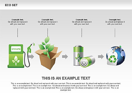 Ecology Shapes Icons and Diagrams Slide 2