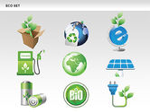 Ecology Shapes Icons and Diagrams#15