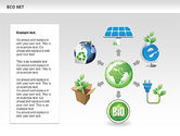 Ecology Shapes Icons and Diagrams#3