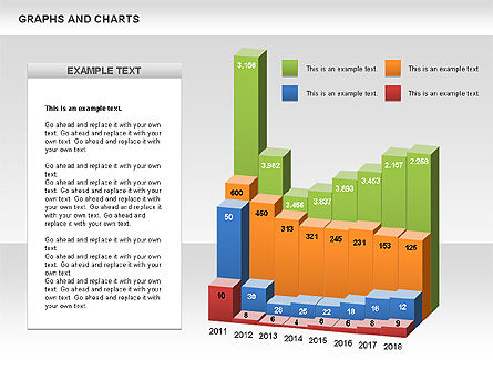 Graph Charts: Graphs and Charts #00490