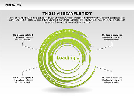 Indicator Diagrams, Slide 16, 00492, Stage Diagrams — PoweredTemplate.com