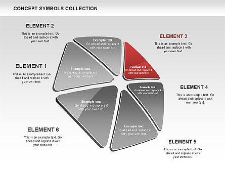 Triangle Concept Shapes Slide 3