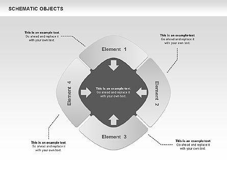 Shapes: Schematic Process Objects #00512