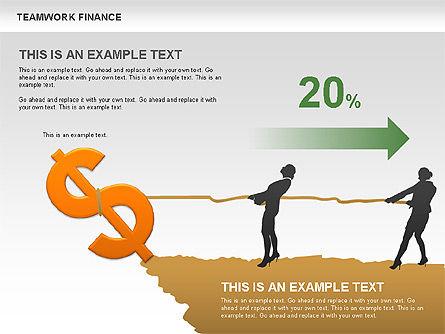 Teamwork Financial Diagrams