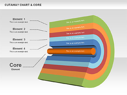 Cutaway Charts with Core Toolbox Slide 4