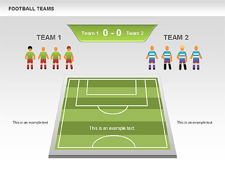 Soccer Team Icons, 00550, Icons — PoweredTemplate.com