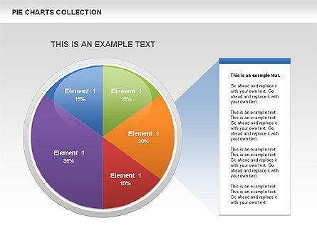 Pie Charts: Pie Chart Collection #00556