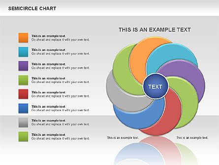 Semi Circle Chart Slide 12