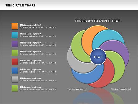 Semi Circle Chart Slide 15