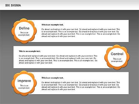Six Sigma, Slide 11, 00566, Business Models — PoweredTemplate.com