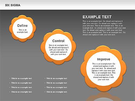 Six Sigma, Slide 13, 00566, Business Models — PoweredTemplate.com
