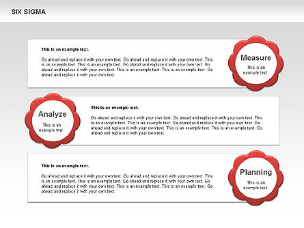 Six Sigma, Slide 4, 00566, Business Models — PoweredTemplate.com