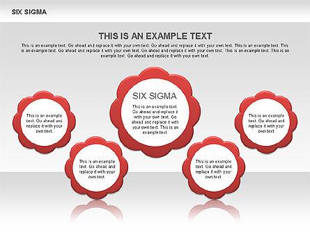 Six Sigma, Slide 5, 00566, Business Models — PoweredTemplate.com