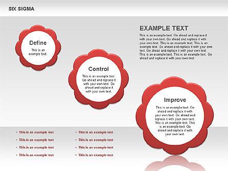 Six Sigma, Slide 6, 00566, Business Models — PoweredTemplate.com