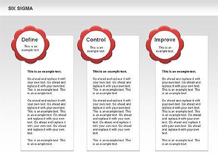 Six Sigma, Slide 7, 00566, Business Models — PoweredTemplate.com