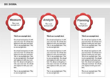 Six Sigma, Slide 9, 00566, Business Models — PoweredTemplate.com