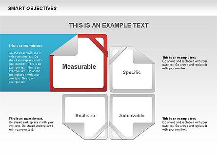 SMART Objectives, Slide 2, 00567, Business Models — PoweredTemplate.com