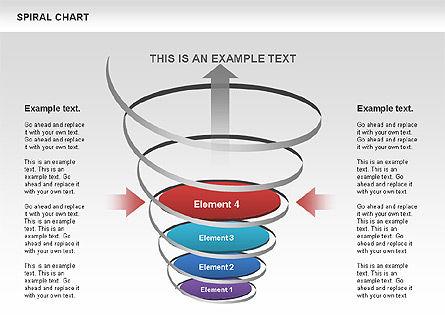 Spiral Funnel Chart Slide 10