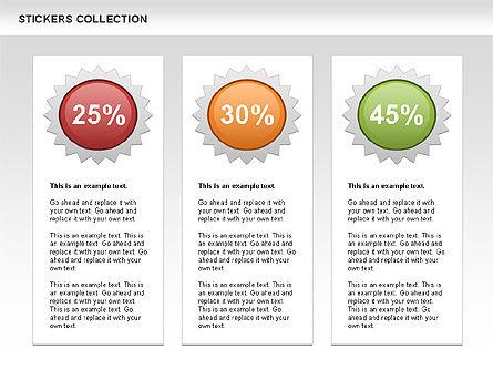 Icons: ステッカーシェイプコレクション #00570