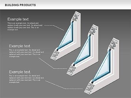 Free Construction Process Diagram, Slide 14, 00581, Process Diagrams — PoweredTemplate.com