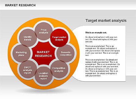 Marketing Research Diagram, Slide 11, 00583, Business Models — PoweredTemplate.com