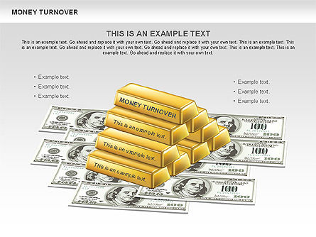 Stage Diagrams: Money turnover charts #00602