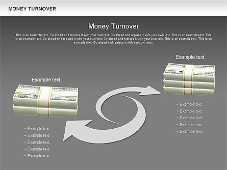 Money Turnover Charts Slide 15