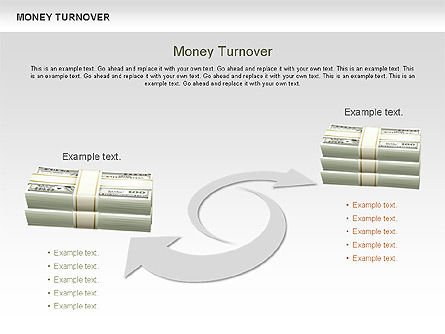 Money Turnover Charts Slide 3