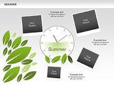 Seasons Timeline Diagram#10