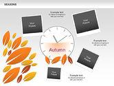 Seasons Timeline Diagram#11