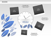 Seasons Timeline Diagram#12