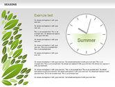 Seasons Timeline Diagram#2