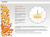 Seasons Timeline Diagram#3