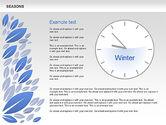 Seasons Timeline Diagram#4