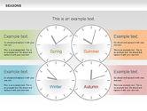Seasons Timeline Diagram#6