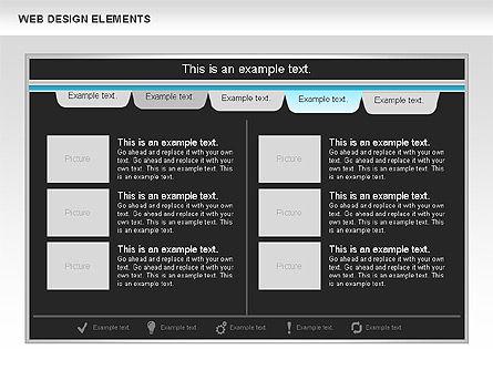 Web Design Process Diagrams, Slide 10, 00613, Process Diagrams — PoweredTemplate.com