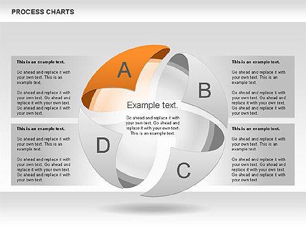 Stage Shapes, Slide 2, 00620, Shapes — PoweredTemplate.com