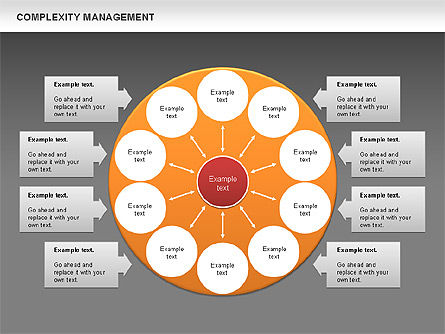Complexity Management, Slide 10, 00631, Business Models — PoweredTemplate.com