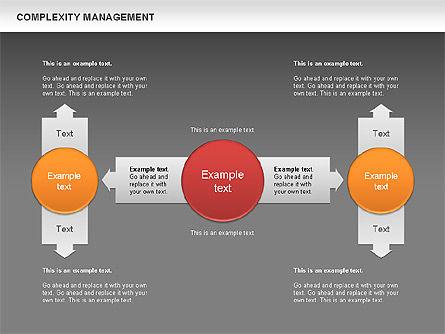 Complexity Management, Slide 14, 00631, Business Models — PoweredTemplate.com