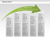 Timeline Arrow Diagram#4