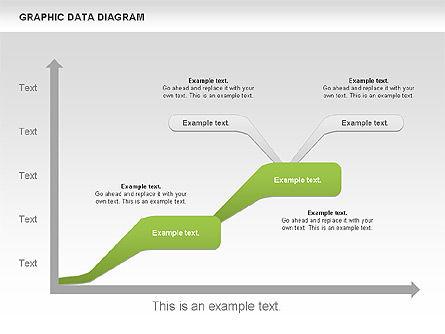 Graphics Data Diagram, Slide 11, 00651, Business Models — PoweredTemplate.com