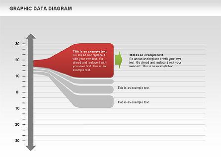 Graphics Data Diagram, Slide 4, 00651, Business Models — PoweredTemplate.com