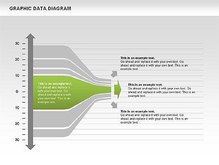 Graphics Data Diagram, Slide 9, 00651, Business Models — PoweredTemplate.com