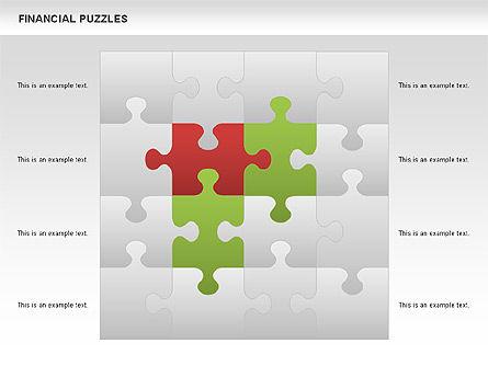 Financial Puzzle, Slide 7, 00656, Business Models — PoweredTemplate.com