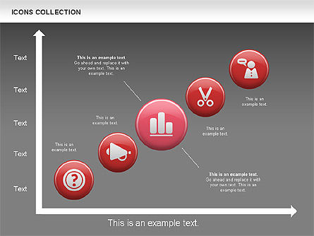 Internet Icons Collection, Slide 14, 00658, Icons — PoweredTemplate.com