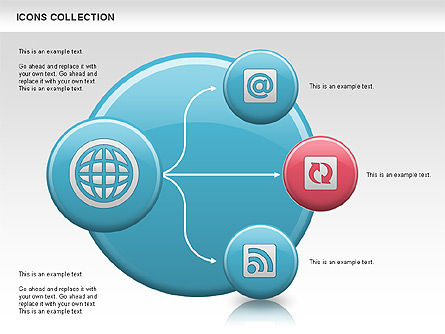 Internet Icons Collection Slide 2